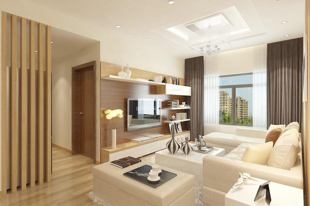 Hướng đón nắng đẹp cho nội thất chung cư