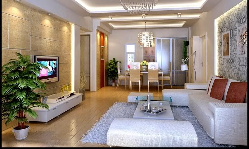 Mẫu thiết kế nội thất tiện ích cao