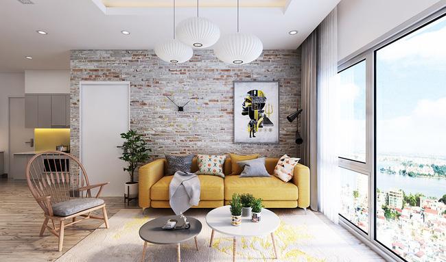 dịch vụ thiết kế nội thất chung cư đẹp