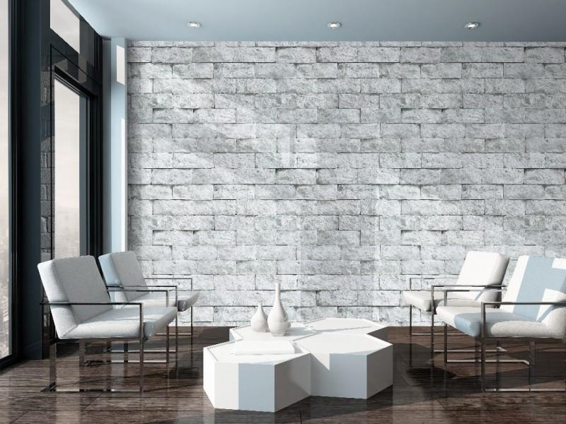 thi công nội thất- giấy dán tường