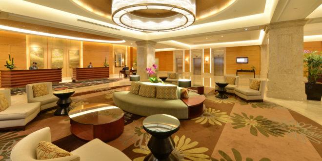Thi công nội thất- sảnh khách sạn 5 sao