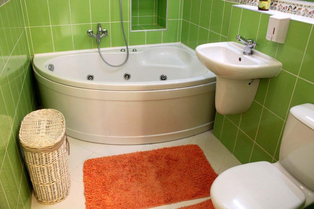 Thiết kế nội thât phòng tắm