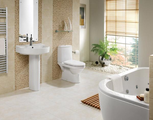 thiết kế nội thất nhà vệ sinh đẹp