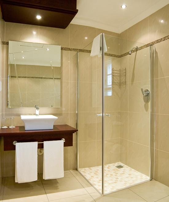 Thiết kế nội thất nhà vệ sinh đơn giản