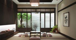 Thiết kế nội thất nhà kiểu Nhật
