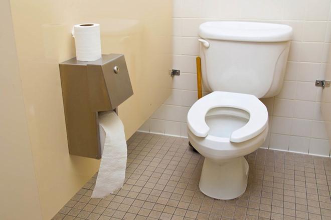Thiết kế nội thất nhà vệ sinh