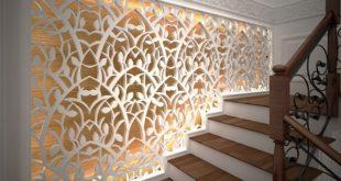 Thiết kế nội thất dùng cách CNC