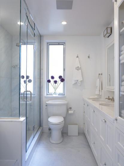 Thiết kế phòng tắm 4m2 đẹp nhất.