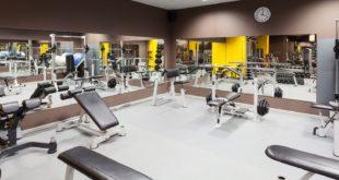 Thiết kế nội thất phòng tập gym