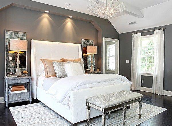 Phòng ngủ phong thủy đẹp