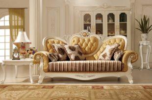 Thiết kế nội thất mẫu ghế sofa đẹp